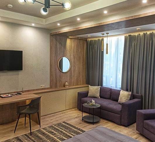 «Apartments Kharkov. Hotel Viva»
